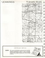 Map Image 005, Fayette County 1972